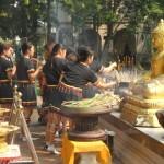 Чанг Май – зоопарк, горячие источники, буддийский храм и рынок