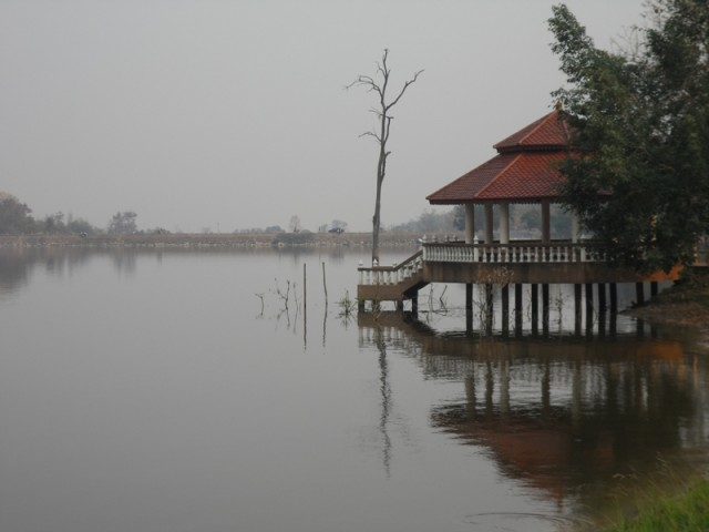 Озеро Чанг Май
