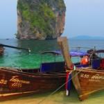 Пляжи и острова Краби