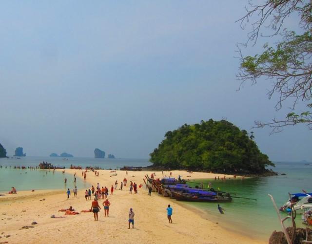 Tup остров Таиланд