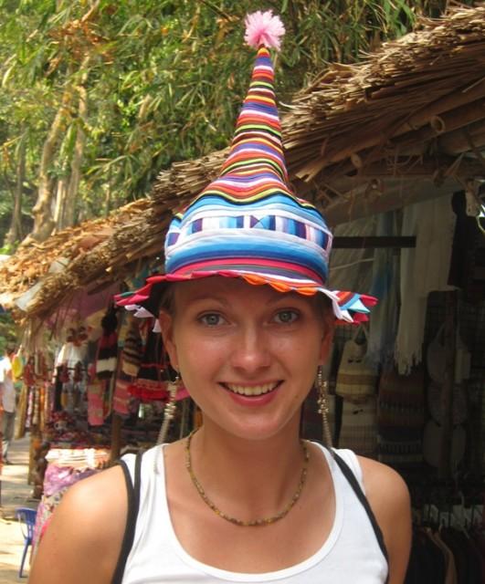 Национальная шапка Таиланд