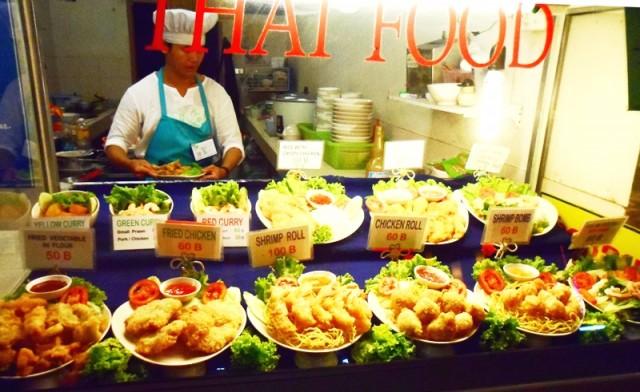 Ночной базар Чанг Май