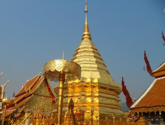 Буддийским храм Таиланд
