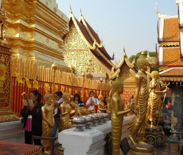 Чанг Май храм