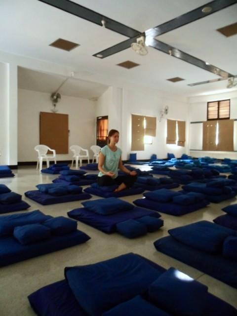 Медитация в Таиланде