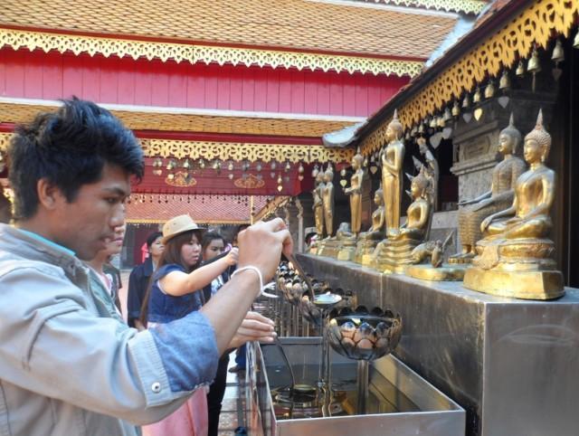Храм в Чанг Май