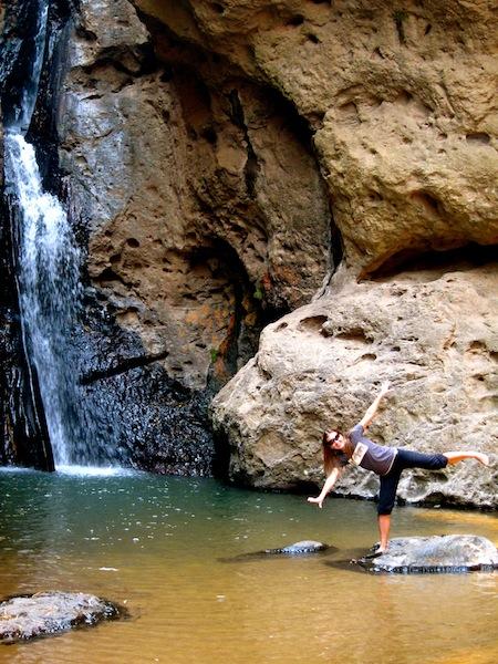 Mor Paeng водопад