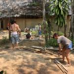 Волонтерство в Лаос. День первый