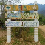 Прибытие на SaeLao проект