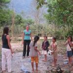 Уроки английского в Лаосе. День пятый.