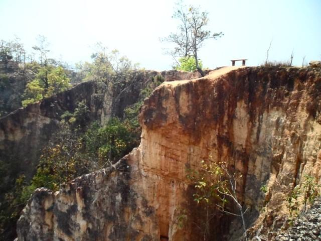 Каньон Пай Северный Таиланд