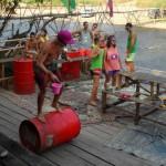 Ванг Вьен – тюбинг в Лаосе