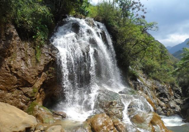 водопад вьетнам