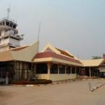 Аэропорт в Лаосе. Из Лаоса во Вьетнам.