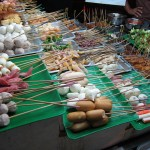 Еда в Джорджтаун