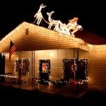 Город рождественских огней – Макаденвилл (McAdenville)