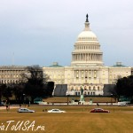 Капитолий Вашингтон