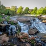 Чудесный город Greenville Штат Южная Каролина