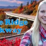 Blue Ridge Parkway Путешествие по Северной Каролине
