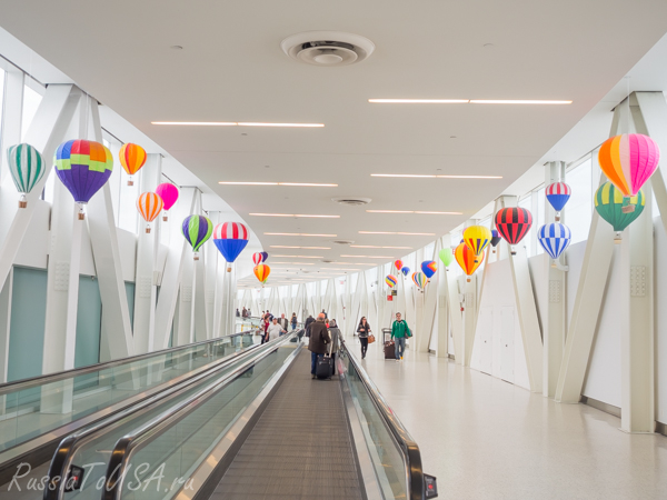 Аэропорт Нью-Йорка JFK