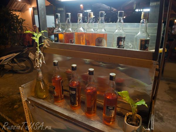 бензиновый бар таиланд