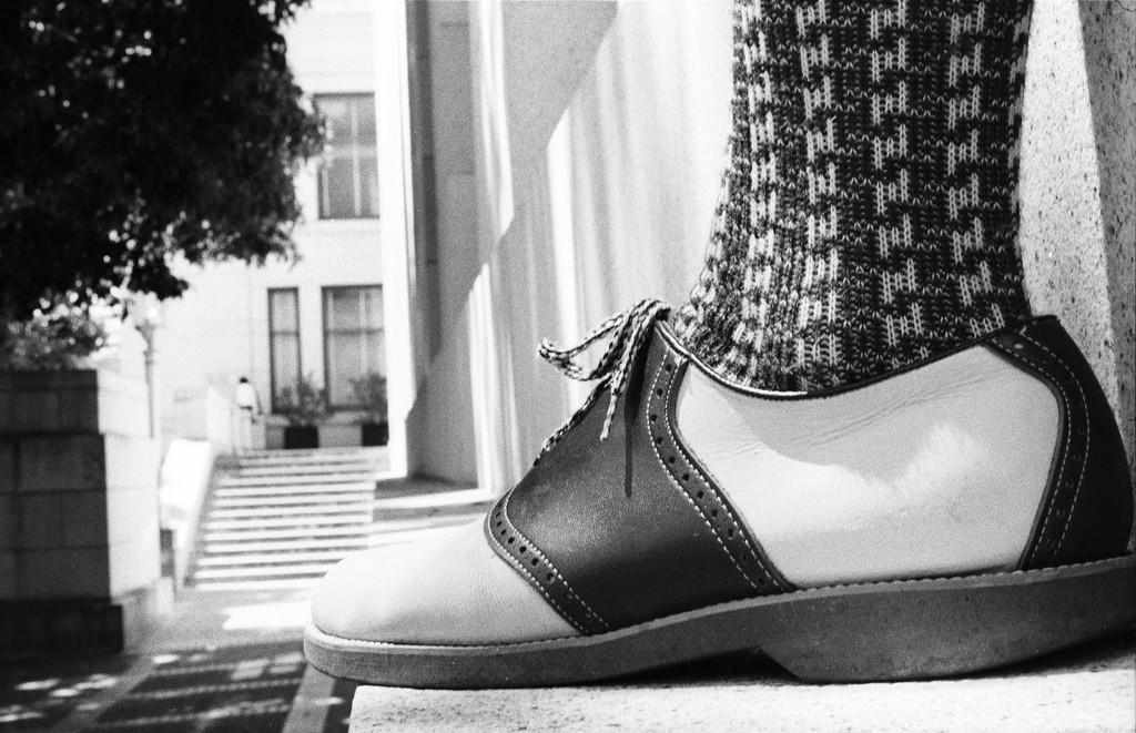 туфли США