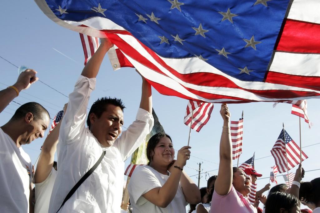 immigrant in america