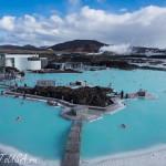 Голубая Лагуна Исландия (геотермальный бассейн) СПА