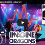 Концерт группы Imagine Dragons в Шарлотт